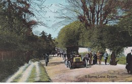 EPSOM - A SURREY LANE - Surrey