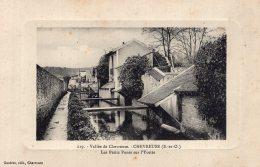 B41274 Chevreuse, Les Petits Ponts Sur L'yvette - Zonder Classificatie
