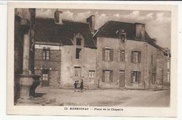 44 - HERBIGNAC - PLACE DE LA CHAPELLE - Herbignac
