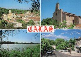 B41520 Calas, Vue Générale - France