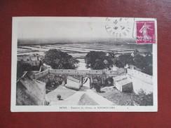 CPA 85 ENCEINTE DU CHATEAU DE NOIRMOUTIER - Noirmoutier