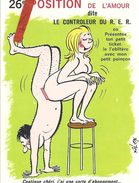 26em   POSITION DE L'AMOUR - Humour