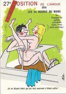 27em   POSITION DE L'AMOUR - Humour