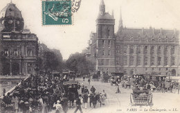 Ph-CPA Paris (Paris) La Conciergerie - Frankreich