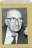 L'académicien  ANDRE FROISSARD - Personnes Identifiées