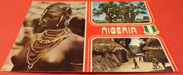 CARTE POSTALE NIGERIA  : NIGERIA MULTI-VUES , ETAT VOIR PHOTO  . POUR TOUT RENSEIGNEMENT ME CONTACTER. REGARDEZ MES AUTR - Nigeria