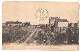 LES CLAYES - Les P.T.T. - Avenue Lafayette - Les Clayes Sous Bois