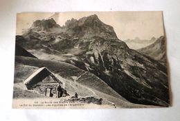 COL DU GLANDON AIGUILLES DE L ARGENTIERE - Rhône-Alpes