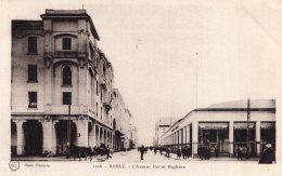 B41696 Rabat, L'avenue Dar El Maghzen - Morocco