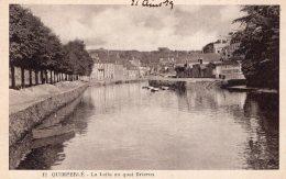 B41961 Quimperlé, La Laita Au Quai Brizeux - Unclassified