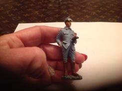Figurines/militaires/figurine-soldat Starlux Conducteur De Service Automobile - Army