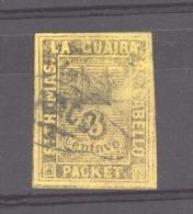 Saint Thomas La Guaira  :  Yv  5  (o) - Stamps