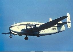 Aviation Postcard-235 AIR FRANCE  Breguet 763 Provence - 1946-....: Moderne