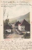 SPITAL Am Semmering (Steiermark) - Gel.1902, PA-Stempel, Sletene Karte, Gute Erhaltung - Autriche
