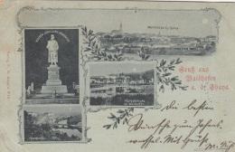 Gruss Aus WAIDHOFEN A.d. THAYA - Verlag F.M. Kargl's Wtw., Gel.1899 - Waidhofen An Der Thaya