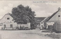 Gruss Aus UNT.-WINDEN A.d.Traisen (NÖ) - Josef Seis Gasthaus, Gel.1918, Gute Erhaltung - Autriche