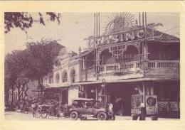SAIGON (Vietnam) - The Casino - Fotokarte Gel.1993 - Vietnam