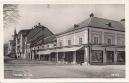 PERNITZ (NÖ) - Strassenansicht, Fotokarte 1935?, Gute Erhaltung - Pernitz