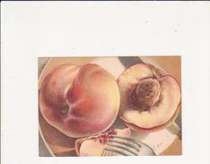 378 - 6 MOSTRA DELLE PESCHE E DI ALTRE FRUTTA DI STAGIONE VERONA 1939 - Cultivation