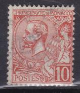 MONACO 1901 Prince Albert 1er (Yv 23 ; Mi 23 ) Used Very Nice - Monaco