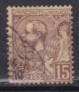 MONACO 1901 Prince Albert 1er (Yv 24 ; Mi 24 ) Used Nice - Monaco