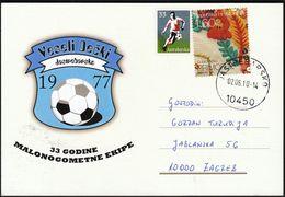 CroatiaJastrebarsko 2010 / Futsal Team Happy Guys, 33rd Anniversary - Croatie