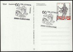 Croatia Dubrovnik 2010 / 60th Anniversary Of The IXth Chess Olympics - Schaken