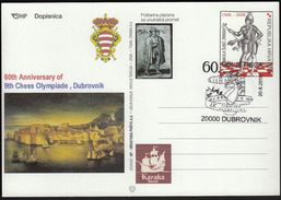 Croatia Dubrovnik 2010 / 60th Anniversary Of The IXth Chess Olympics - Schach