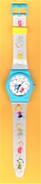 ADVERTISEMENT WATCHES - CHILDREN'S DAY / 01 (PORTUGAL) - Advertisement Watches