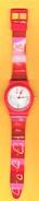 ADVERTISEMENT WATCHES - VALENTINE'S DAY / 01 (PORTUGAL) - Advertisement Watches
