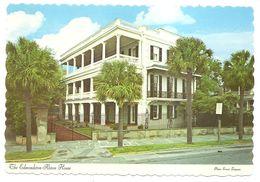 CHARLESTON - The Edmondston-Alston House, 21 E. Battery Street - (Dester Press, New-York) - Charleston