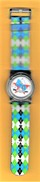 ADVERTISEMENT WATCHES - BRAINY, OUR HERO / 01 (PORTUGAL) - Advertisement Watches