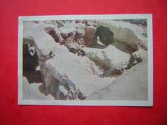 IMAGE CHOCOLAT SUCHARD LA PLUS BELLE HISTOIRE DES TEMPS CHAPITRE III N° 419 FOUILLES A NAZARETH CHOCOLATS - Suchard