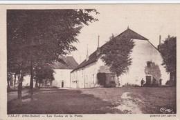 Valay - Les Ecoles Et La Poste - Frankreich