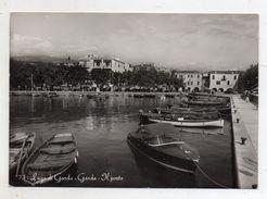 Garda (Verona) - Il Porto - Viaggiata Nel 1965 - (FDC7161) - Verona