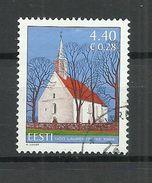 ESTLAND Estonia 2006 Michel 566 Kirche Church Nõo O - Estonia