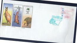 $ 0,50 SYDPEX 1988 (au16) - Vignette Di Affrancatura (ATM/Frama)