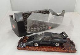 Modellino Ferrari 512bb Nero 1980 1/43 Giubileo Brumm Nuovo Box - Figurines