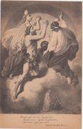 419 - DANTE ALIGHIERI DIVINA COMMEDIA PARADISO CANTO XXVII TERZINA 4 ED BOTTONI ROMA 1900 CIRCA - Oggetti D'arte