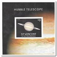 St. Vincent & The Grenadines 2014, Postfris MNH, Hubble Telescope - St.-Vincent En De Grenadines