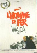 Carte Postale : L'homme De Fer (affiche, Film, Cinéma) Wajda - Illustration : Ferracci - Plakate Auf Karten