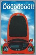 DE.- Telefoonkaart. Telecom TELEFONKARTE. 12 DM. - Ööööööööl! - Auto. - Duitsland