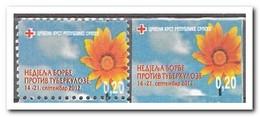 Servië 2012, Postfris MNH, Red Cross - Servië