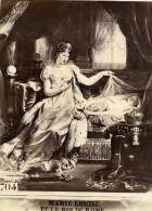 France Arts Peinture Marie Louise Et Le Roi De Rome Joseph-Boniface Franque Ancienne Photo 1900 - Old (before 1900)