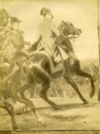 France Arts Peinture Versaillles Bataille D'Iena Napoleon Par Horace Vernet Ancienne Photo 1900 - Photographs