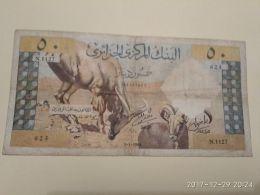 50 Francs 1964 - Algeria