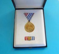 CROATIA ARMY - WAR OPERATION '' STORM '' ( Operacija Oluja 1995. ) - Medal In Original Case * Kroatien Croatie Croazia - Medals