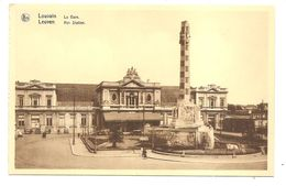 LOUVAIN - La Gare - (Ern. Thill, Bruxelles) - Leuven