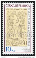 Czech Republic - 2009 - Tradition Of Czech Stamp Production - Mint Stamp - Ungebraucht