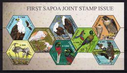 Zimbabwe 2004 SAPOA Birds Mini-Sheet, MNH / Mint / ** (Simbabwe) - Zimbabwe (1980-...)